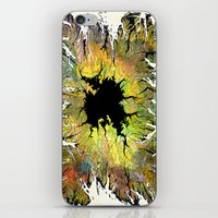 The Hole iPhone & iPod Skin