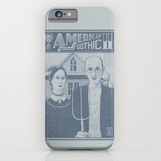 American Gothic II iPhone & iPod Case