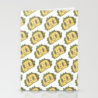 Taco Buddy Stationery Cards