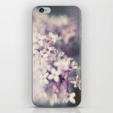 Lilac Haze iPhone & iPod Skin