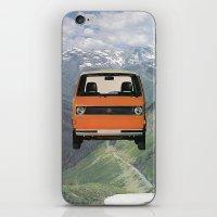 Car Ma Ged Don iPhone & iPod Skin