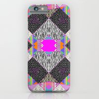 iPhone & iPod Case featuring RETRO KALEIDOSKOPE 2 by Vasare Nar