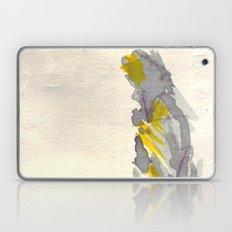 Yellow to Grey Laptop & iPad Skin