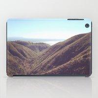 Malibu Haze iPad Case