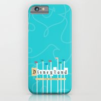 iPhone Cases featuring Park Entrance | Disney inspired by Jordan Blaser