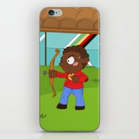 Olympic Sports: Archery iPhone & iPod Skin