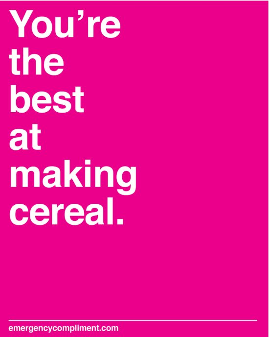 Making Cereal Canvas Print