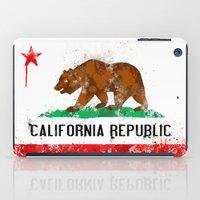California Flag iPad Case