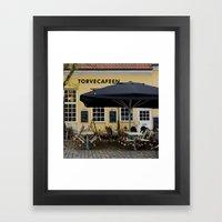 Cafeen Framed Art Print