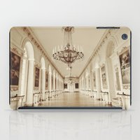 Dreaming of Grand Trianon, Versailles.  iPad Case