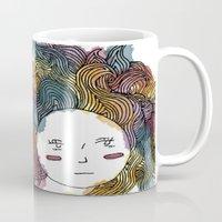 Moonface Blush Mug