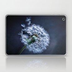 Dandelion Blues Laptop & iPad Skin