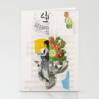 4 Hybrid  Stationery Cards