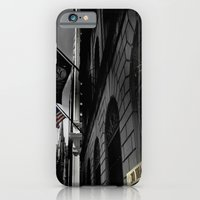 iPhone & iPod Case featuring Wall Street by Jesús M.Chamizo