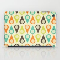 Oh What A Lovely Pear. iPad Case