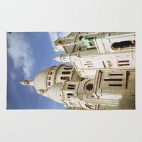 Sacre Coeur, Paris  Rug