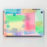Watercolors iPad Case