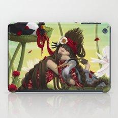 DREAMING AVA. iPad Case