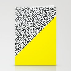 Pop Art Pattern 2 Stationery Cards