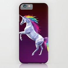 Geometric Unicorn Slim Case iPhone 6s