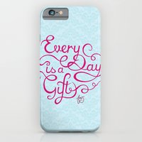 Every Day is a Gift II iPhone 6 Slim Case