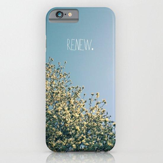 Renew iPhone & iPod Case