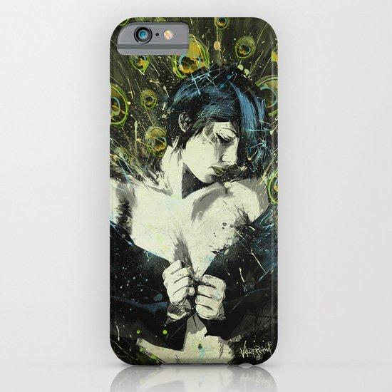 Black Pea iPhone & iPod Case