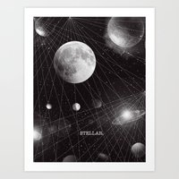 STELLAR. Art Print