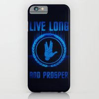 Live Long And Prosper - … iPhone 6 Slim Case