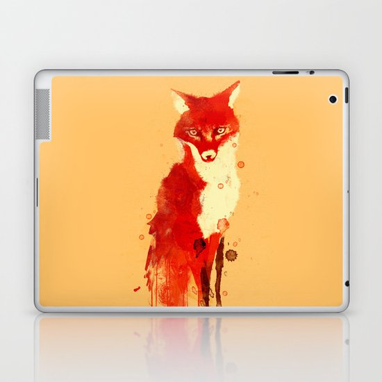 The fox, the forest spirit Laptop & iPad Skin
