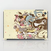 The Great Horse Race! iPad Case
