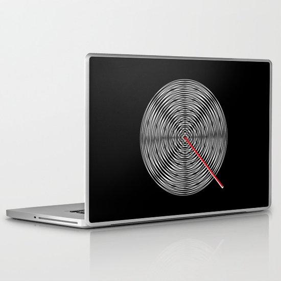 Q like Q Laptop & iPad Skin