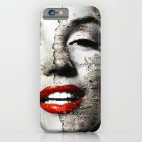 Marilyn Monroe - Wall Pa… iPhone 6 Slim Case