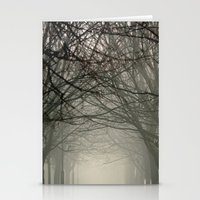 Branches Meeting In The … Stationery Cards