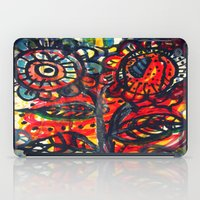 Caught On Fire iPad Case