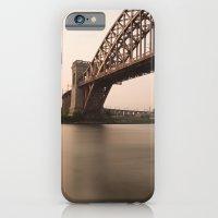 Hell Gate Bridge (NYC) A… iPhone 6 Slim Case