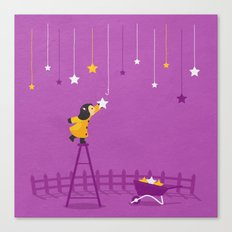 Hang You From The Heavens Canvas Print