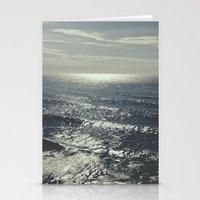 Ocean Always Feels Like … Stationery Cards