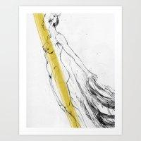 Separation Art Print