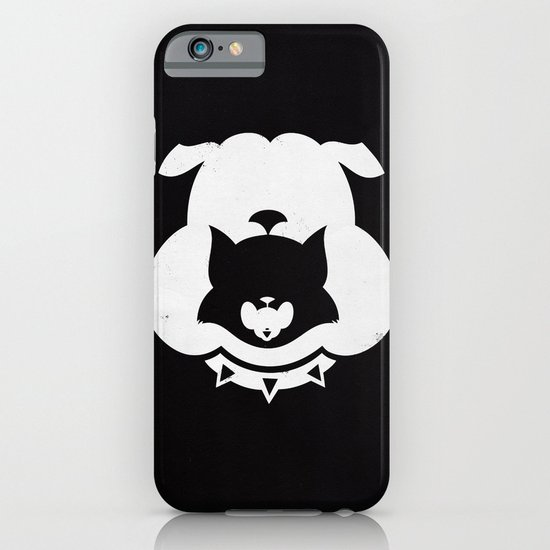 Cartoon Food Chain iPhone & iPod Case