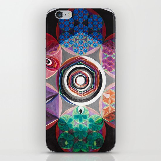 Macrocosm iPhone & iPod Skin