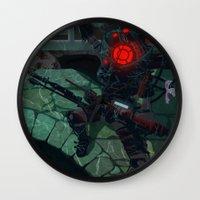 Bioshock2 Wall Clock