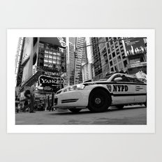 New York #01 Art Print