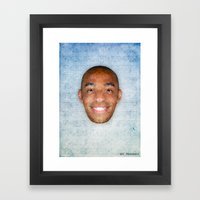 Thierry Henry Framed Art Print