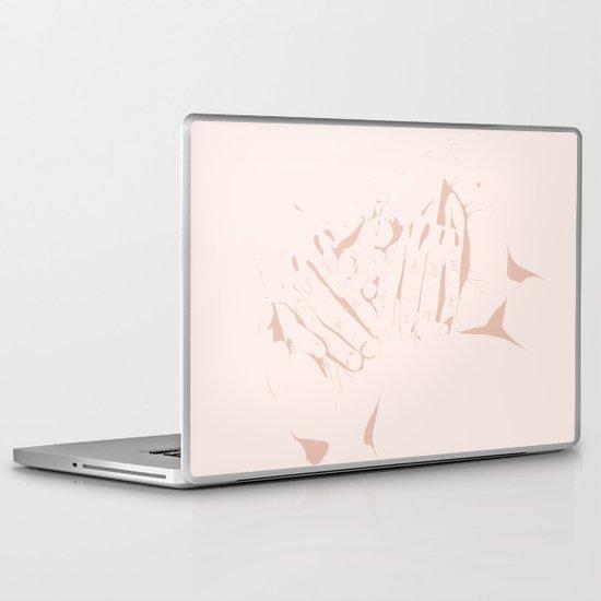 cupcake tea time Laptop & iPad Skin