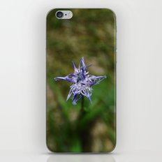 Mountain Flower iPhone & iPod Skin