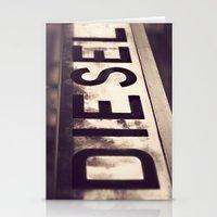 DIESEL Stationery Cards