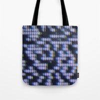Painted Attenuation 1.1.… Tote Bag