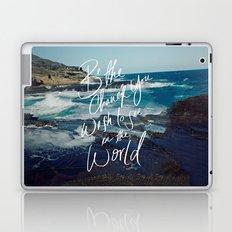 Be the Change Laptop & iPad Skin
