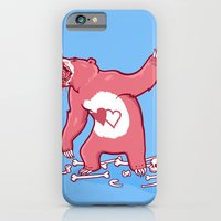 iPhone & iPod Case featuring Terror Bear by Brian Walline